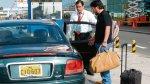 Taxi Green volvió a operar en aeropuerto tras asalto a pasajero - Noticias de gerencia de transporte urbano