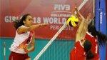Perú venció 3-1 a Egipto en debut de mundial de vóley Sub 18 - Noticias de nicole abreu