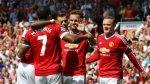Manchester United venció 1-0 a Tottenham por la Premier League - Noticias de wayne bridge
