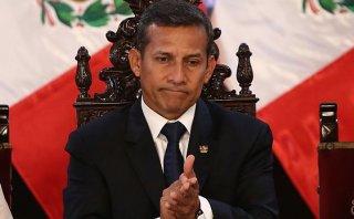DINI adquirió sistema Pisco por orden de Ollanta Humala