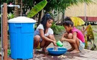 Agua que da cólera [INFORME]
