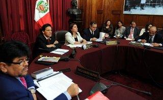 "Comisión Belaunde Lossio: Informe final está ""casi listo"""