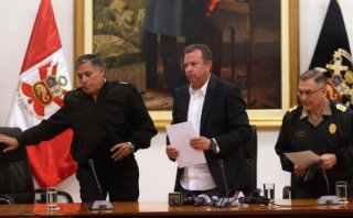 'Camarada Renán' y otro terrorista capturado tenían explosivos