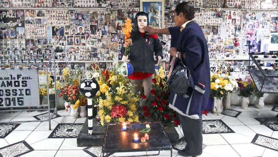La devoción popular a 'Chicho' tras el terremoto en Ica [FOTOS]