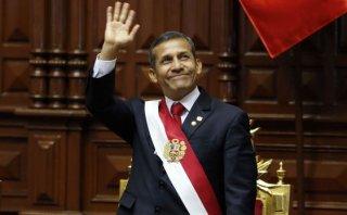 Ollanta Humala: su aprobación se elevó en 5%, según Datum