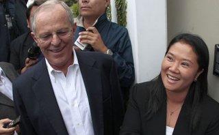 Keiko Fujimori y PPK continúan liderando la intención de voto