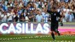 Iker Casillas fue aclamado en la presentación del Porto - Noticias de iker casillas