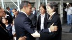 Humala y Nadine acudieron al velorio de José Matos Mar [FOTOS] - Noticias de velorio