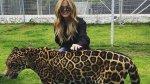 Kendall Jenner y Khloe Kardashian visitaron reserva de tigres - Noticias de all