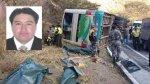 Alcalde de Livitaca niega responsabilidad en caída de camión - Noticias de eduardo olivares