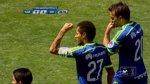 Sporting Cristal: Lobatón marcó este golazo contra Garcilaso - Noticias de chiclayo