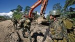 Terrorista capturado en el Vraem habría desertado de Sendero - Noticias de kimbiri