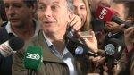 Argentina: Mauricio Macri denuncia irregularidades en primarias - Noticias de robos en buenos aires