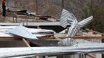 Puno: fuertes vientos dejan sin techo a varias viviendas - Noticias de ventarron