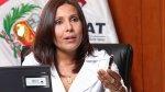 Dos funcionarios de confianza de jefa de Sunat dejan organismo - Noticias de tania quispe mansilla