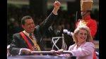 Venezuela: Anulan el pasaporte de ex esposa de Hugo Chávez - Noticias de rosa virginia