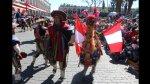 Colorido pasacalle inició festejos por aniversario de Arequipa - Noticias de la parada