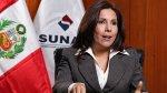 Tania Quispe, prima de Nadine Heredia, deja jefatura de Sunat - Noticias de tania quispe mansilla