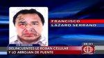 Delincuentes arrojan a hombre desde puente en El Agustino - Noticias de vía de evitamiento