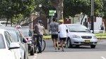 Miraflores: corredores usan las pistas arriesgando su seguridad - Noticias de malecon cisneros miraflores lima