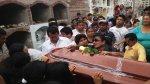 Fallecido trabajador de Río Blanco fue enterrado en Chulucanas - Noticias de jaén