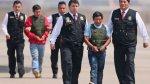 Mandos de Sendero capturados en Vraem fueron trasladados a Lima - Noticias de camarada alipio