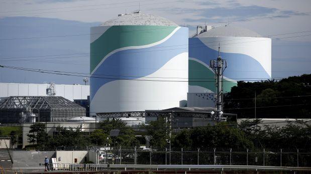 La planta atómica de Sendai. (Reuters).