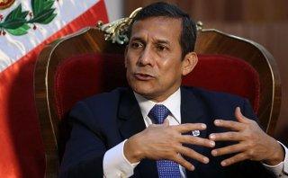 Ollanta Humala justificó millonaria inversión en proyecto Pisco