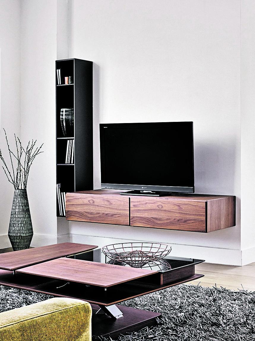 5 ideas para ocultar o mostrar una tv con muebles en casa for Mostrar muebles
