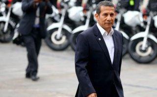 Ollanta Humala no recuerda la reunión con Zaida Sisson