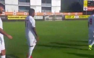 Jefferson Farfán debutó con gol en amistoso de Al Jazira