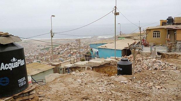 Hay 7 zonas arqueológicas dañadas permanentemente por invasores