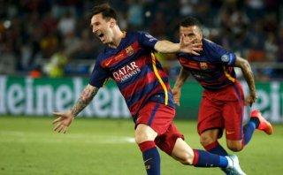 Lionel Messi: ¿Qué dijo tras ganar la Supercopa de Europa?