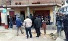 Paro en La Oroya: pobladores reclaman por muerto en protesta