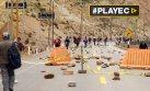 Los enfrentamientos que dejaron un muerto en La Oroya [VIDEO]