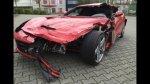 Piden 85 mil dólares por Ferrari F12 Berlinetta destrozado - Noticias de vehículos recuperados