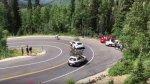 Ciclista sufrió brutal accidente en Tour de Utah [VIDEO] - Noticias de vehículos recuperados
