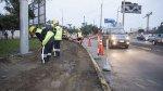Obras por tercer carril en subida de Armendáriz durarán 60 días - Noticias de demoliciones