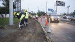 Obras por tercer carril en subida de Armendáriz durarán 60 días - Noticias de peaje