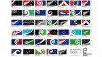 ¿Será uno de estos diseños la bandera más joven del mundo? - Noticias de cruz azul