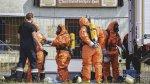 Avión militar estadounidense se estrella en Alemania - Noticias de accidente en chincha