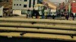 Paro en La Oroya: Sutrán propone utilizar vías alternas - Noticias de sayán