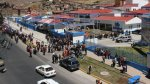Atención colapsó en el hospital de La Oroya por enfrentamientos - Noticias de essalud