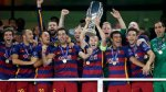 Barza campeón de la Supercopa de Europa: ganó 5-4 a Sevilla - Noticias de paolo maldini