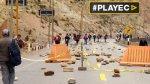 Los enfrentamientos que dejaron un muerto en La Oroya [VIDEO] - Noticias de ira rennert