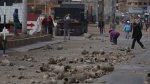 La Oroya: lo que dejó la jornada de protesta [FOTOS] - Noticias de angel unchupaico