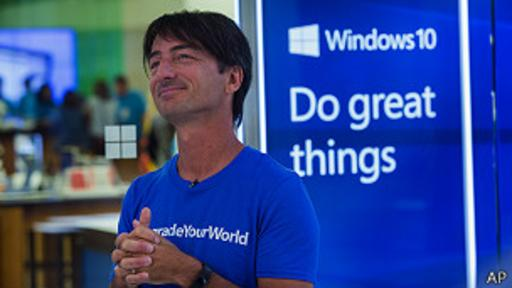 Windows 10 es la gran apuesta de Microsoft.