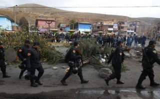 Ollanta Humala anunció que se está liberando Carretera Central