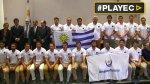 Uruguay quiere popularizar entre su juventud el rugby [VIDEO] - Noticias de selección infantil