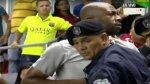 DT de Costa Rica y un fanático se agarraron a golpes [VIDEO] - Noticias de selección de panamá